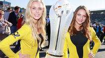 Girls - DTM Hockenheim - Finale - 2016