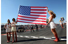 Girls Formel 1 Austin GP USA 2012