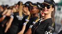 Girls - Formel 1 - GP Abu Dhabi - 03. November 2013