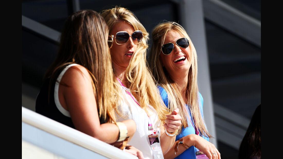 Girls - Formel 1 - GP Bahrain - Sakhir - 4. April 2014