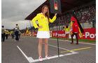 Girls - Formel 1 - GP Belgien 2013