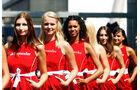 Girls - Formel 1 - GP Deutschland - Hockenheim - 19. Juli 2014