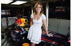 Girls - Formel 1 - GP England 2013