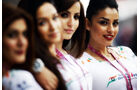 Girls - Formel 1 - GP England - 28. Juni 2013