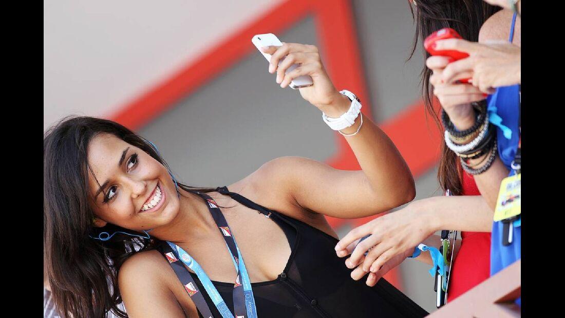 Girls  - Formel 1 - GP Europa - 23. Juni 2012