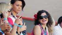 Girls - Formel 1 - GP Europa - 23. Juni 2012