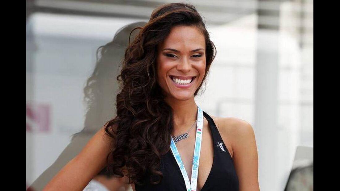 Girls - Formel 1 - GP Italien - 07. September 2012