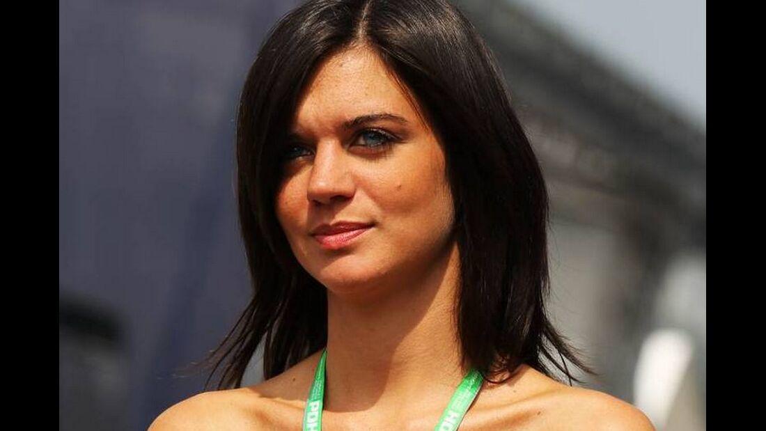 Girls - Formel 1 - GP Italien - 08. September 2012