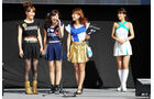 Girls - Formel 1 - GP Japan - 12. Oktober 2013