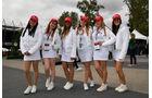 Girls - Formel 1 - GP Mexiko - 28. Oktober 2016