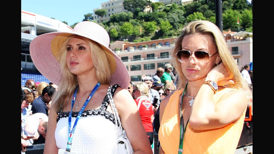 Girls - Formel 1 - GP Monaco 2014