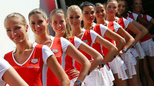 Girls - Formel 1 - GP Monaco - 27. Mai 2016