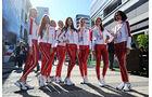 Girls - Formel 1 - GP Russland - Sochi - 9. Oktober 2014