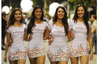 Girls - Formel 1 - GP Singapur - 21. September 2013