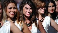 Girls - Formel 1 - GP USA - 1. November 2014