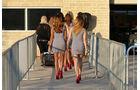 Girls - Formel 1 - GP USA - 30. Oktober 2014