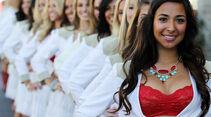 Girls - Formel 1 - GP USA - Austin - 17. November 2012