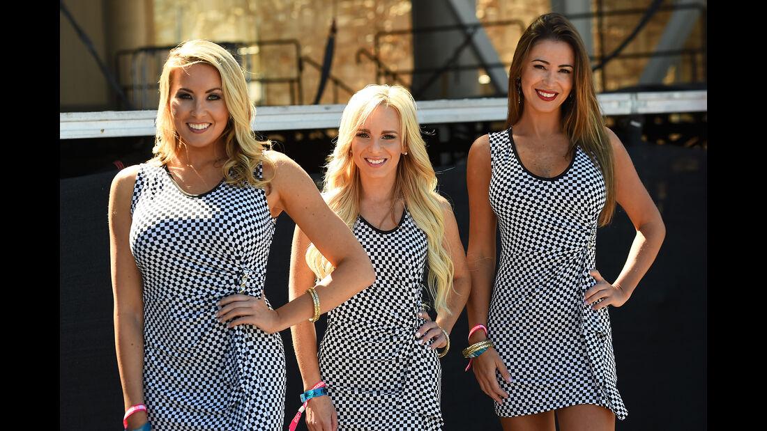 Girls - Formel 1 - GP USA - Austin - 21. Oktober 2016