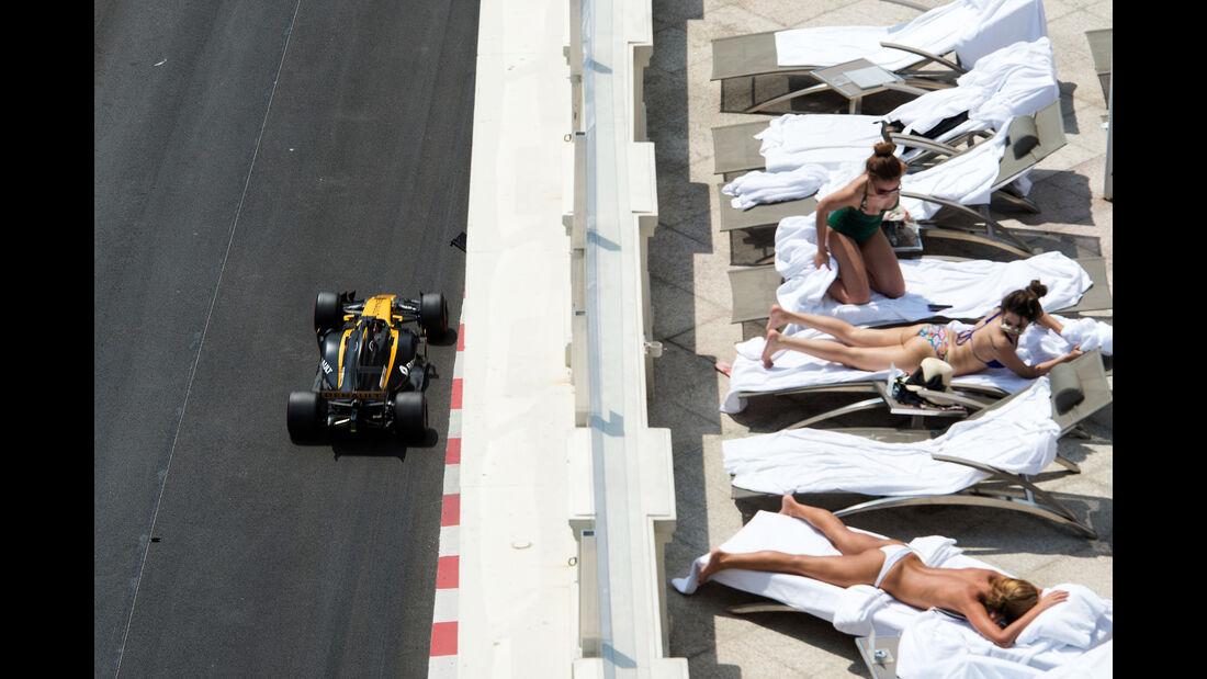 Girls - Formel 1 - Grand Prix von Monaco 2017