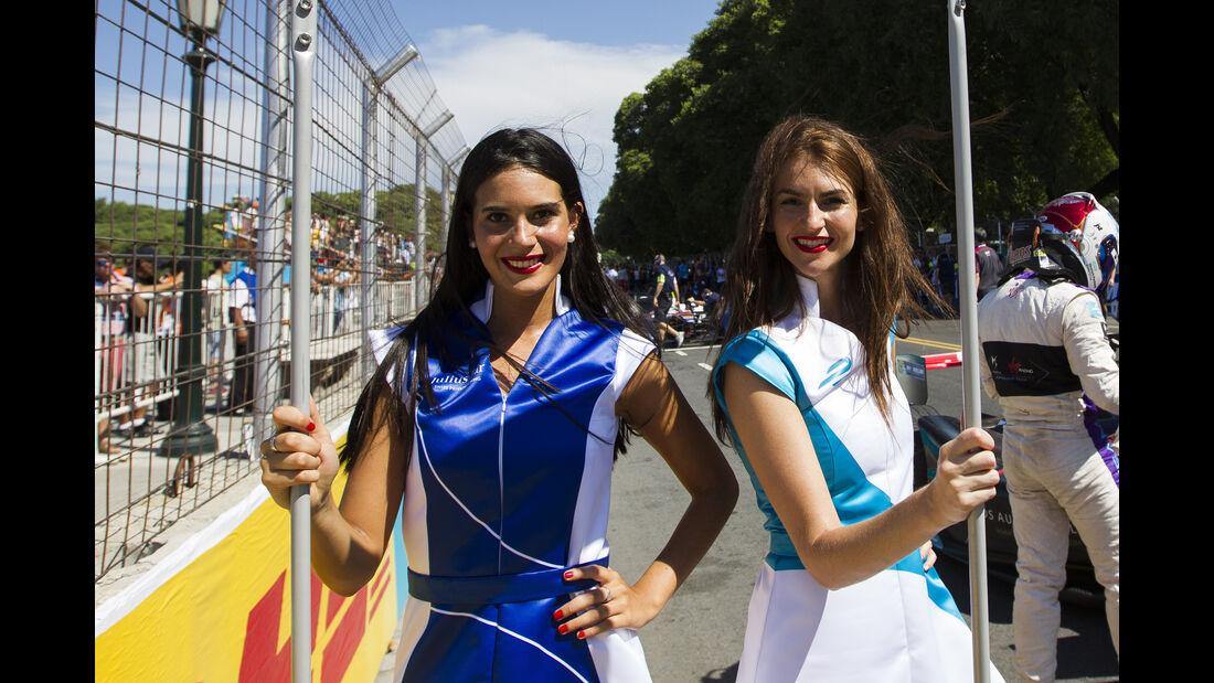 Girls - Formel E - Argentinien - 2016