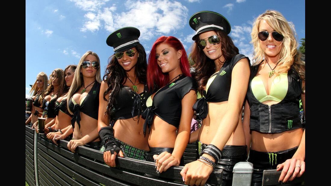 Girls GP Australien 2012 Melbourne