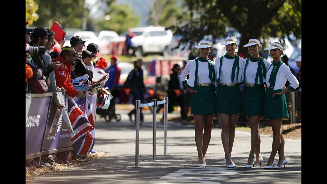 Girls - GP Australien 2016