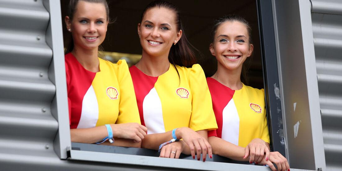 Girls - GP Belgien 2015