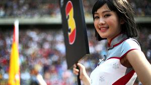 Girls - GP China 2013