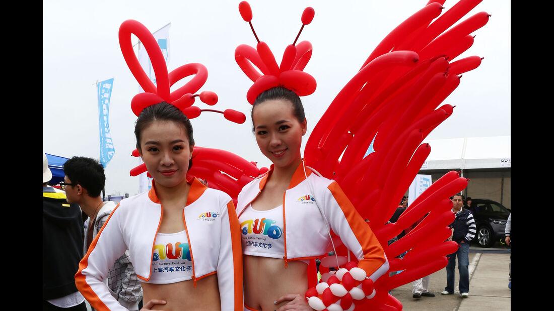 Girls - GP China 2014