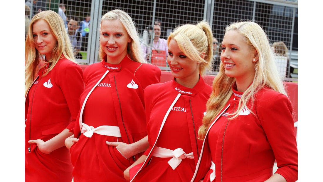 Girls GP England Silverstone 2012