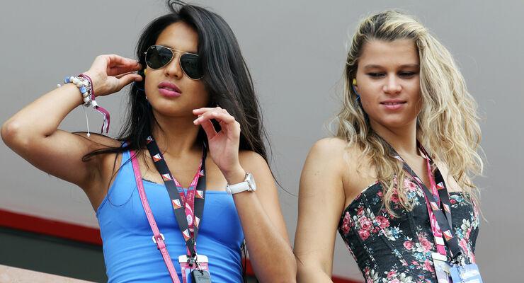Girls - GP Europa - Formel 1 - Valencia - 22. Juni 2012