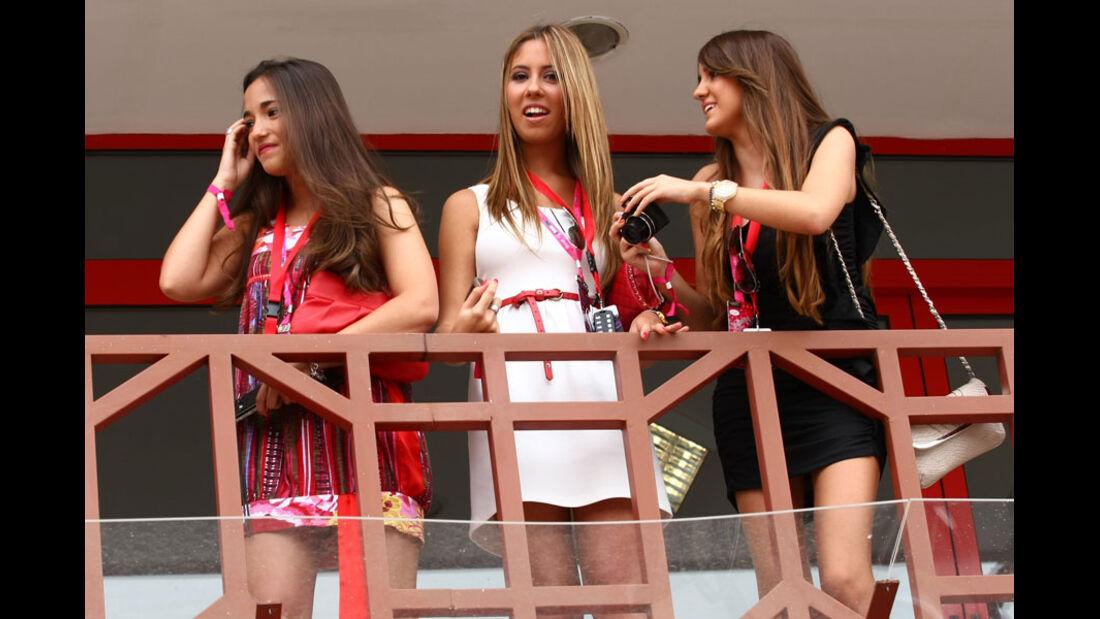 Girls - GP Europa Valencia 2011