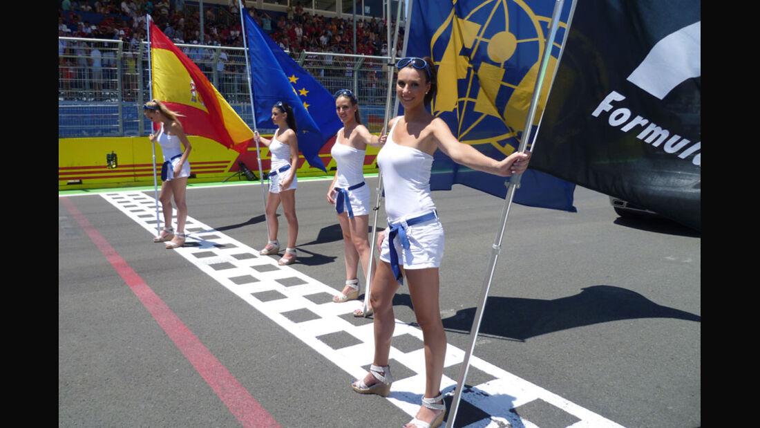 Girls GP Europa Valencia 2011