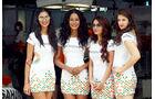 Girls - GP Indien 2013
