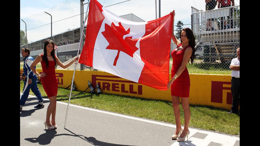 Girls GP Kanada 2012