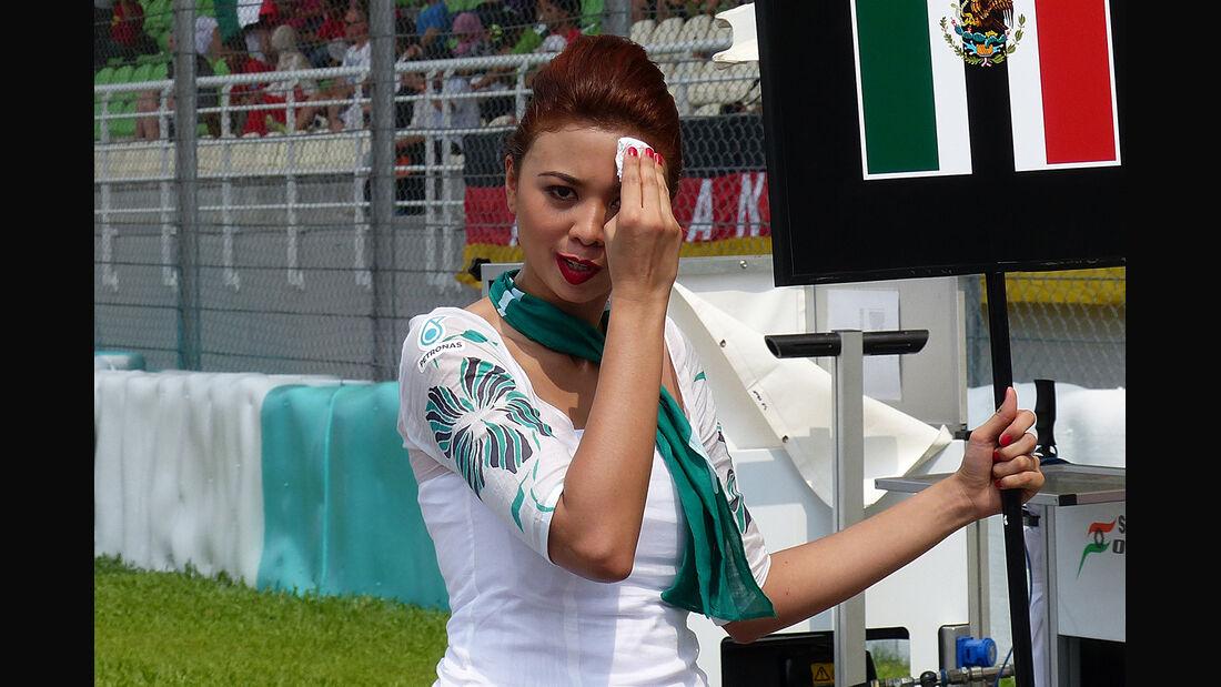 Girls - GP Malaysia 2014
