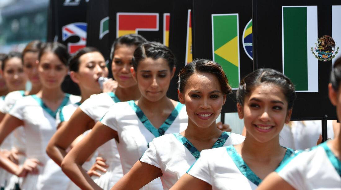Girls - GP Malaysia 2016 - Sepang