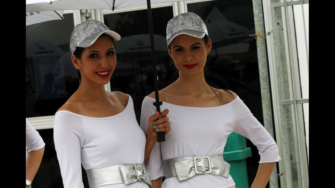 Girls - GP Malaysia - 24. März 2012