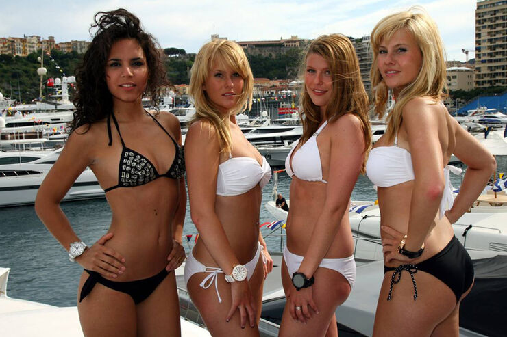 Girls GP Monaco 2010