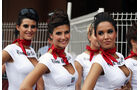 Girls - GP Monaco 2012