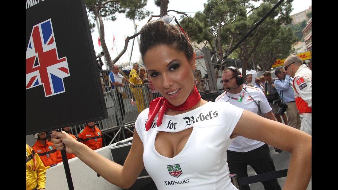 Girls GP Monaco 2013