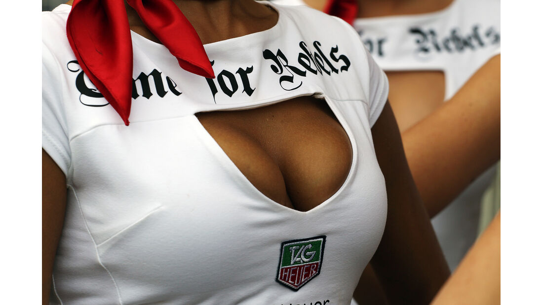 Girls GP Monaco 2014