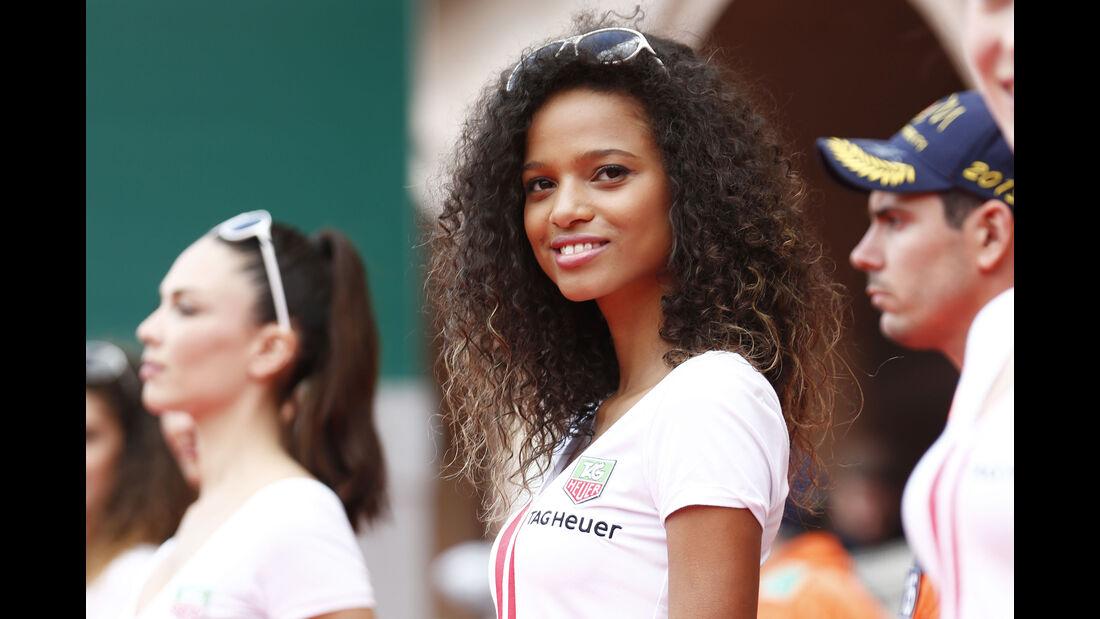 Girls - GP Monaco 2015