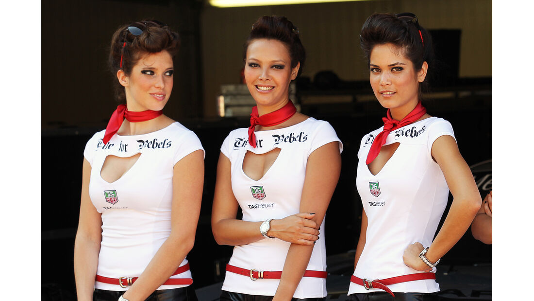 Girls GP Monaco 2023