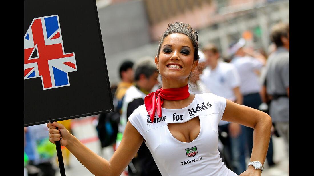 Girls GP Monaco 2038