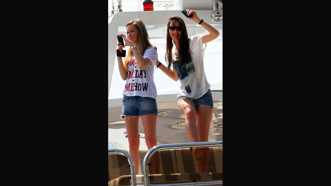 Girls GP Monaco 2039