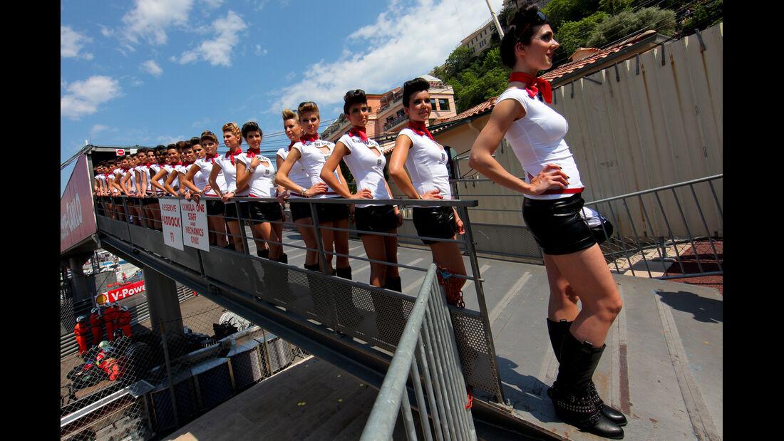 Girls GP Monaco 2040