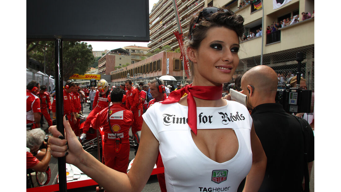 Girls GP Monaco 2053