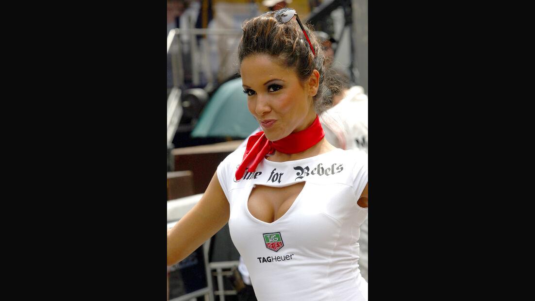 Girls GP Monaco 2055
