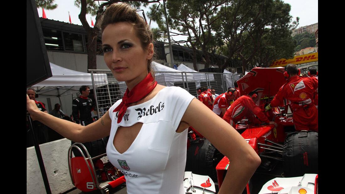 Girls GP Monaco 2066